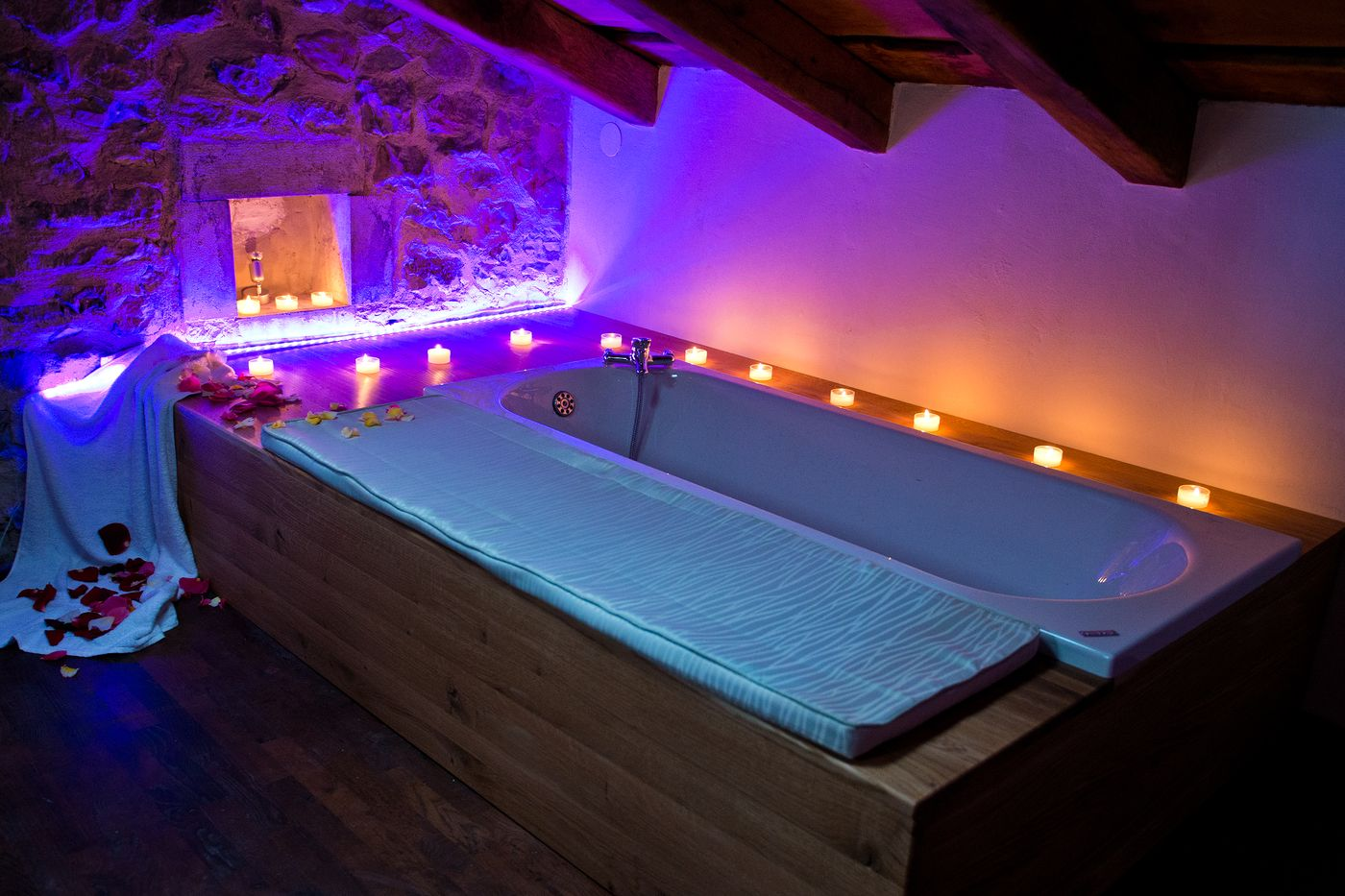 Bath Tube Asa Residence Private Villa Kras Slovenia