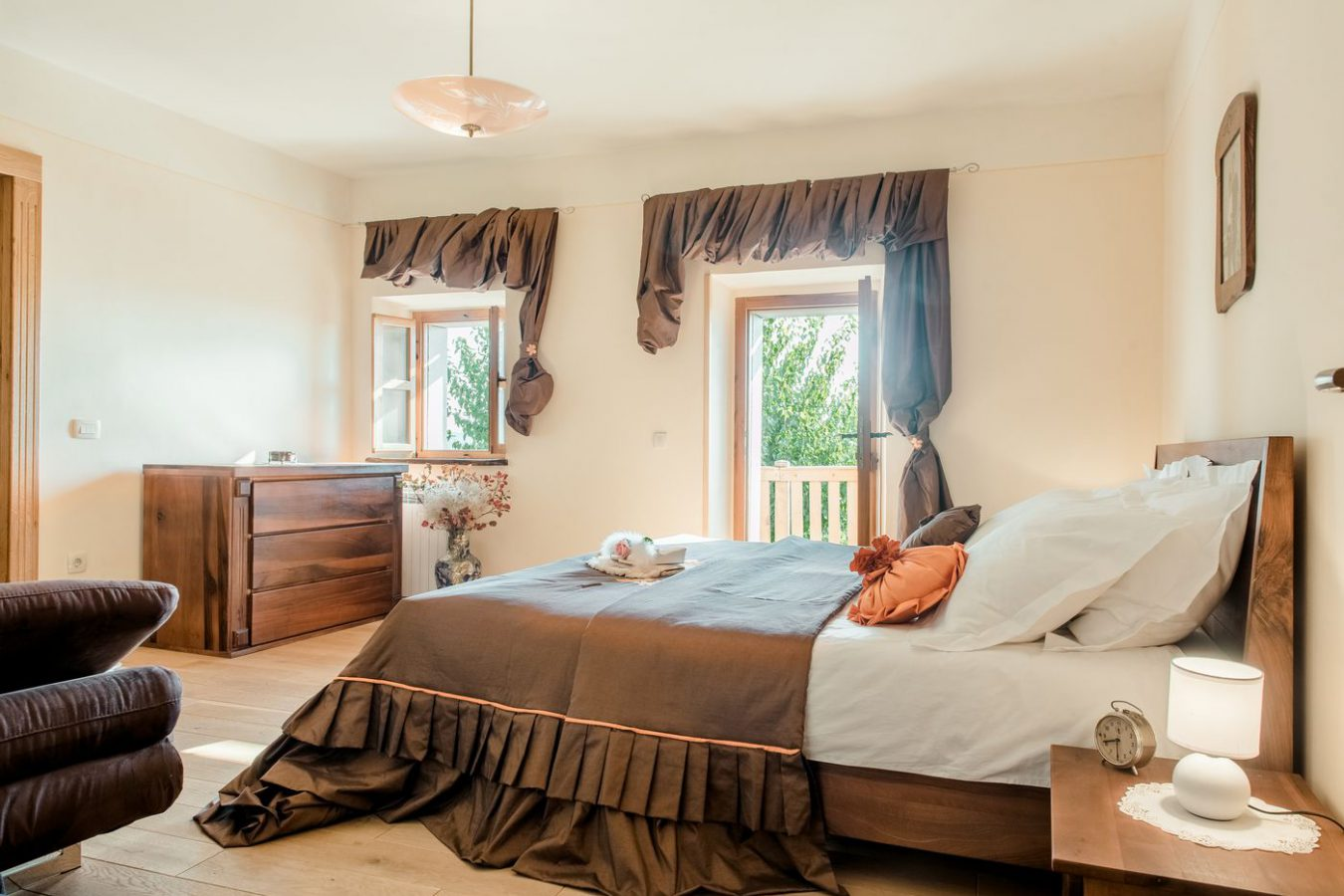 Superior Room Asa Residence Private Villa Kras Slovenia
