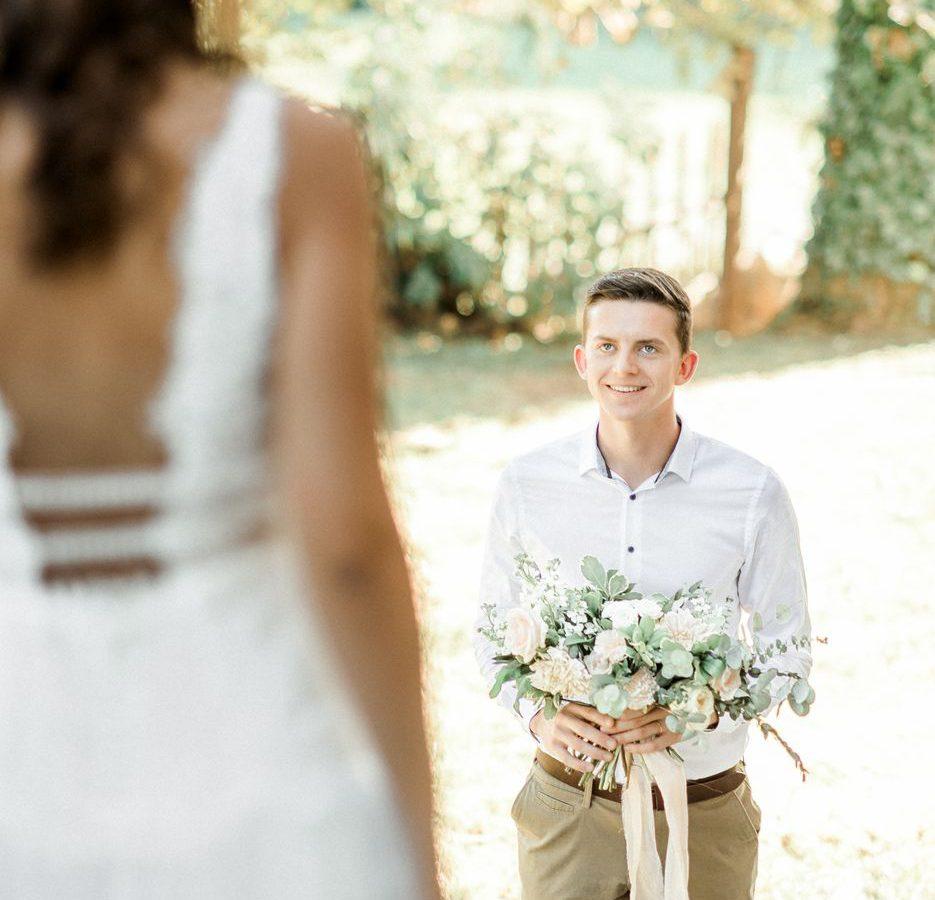 Wedding couple ASA Residence Private Wedding Villa Kras Slovenia