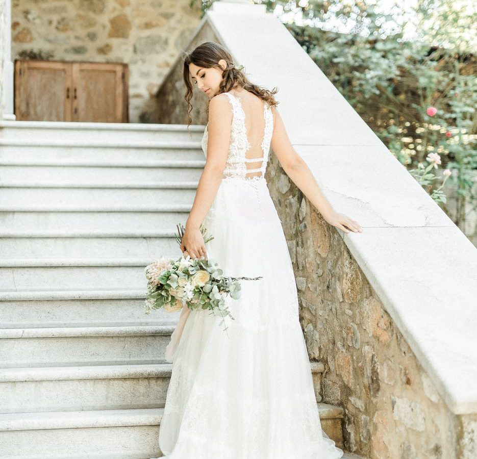 Bride ASA Residence Private Wedding Villa Kras Slovenia