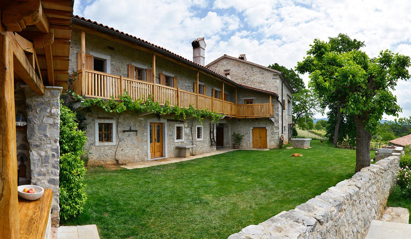 Asa Residence Private Villa Kras Slovenia