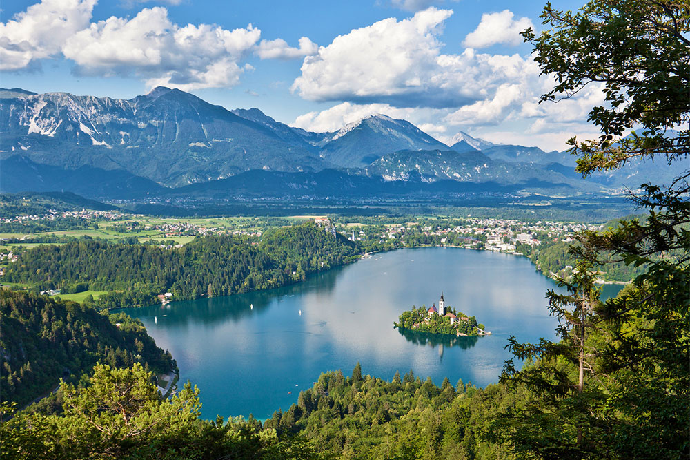 Local Excursions Lake Bled Asa Residence Private Villa Kras Slovenia