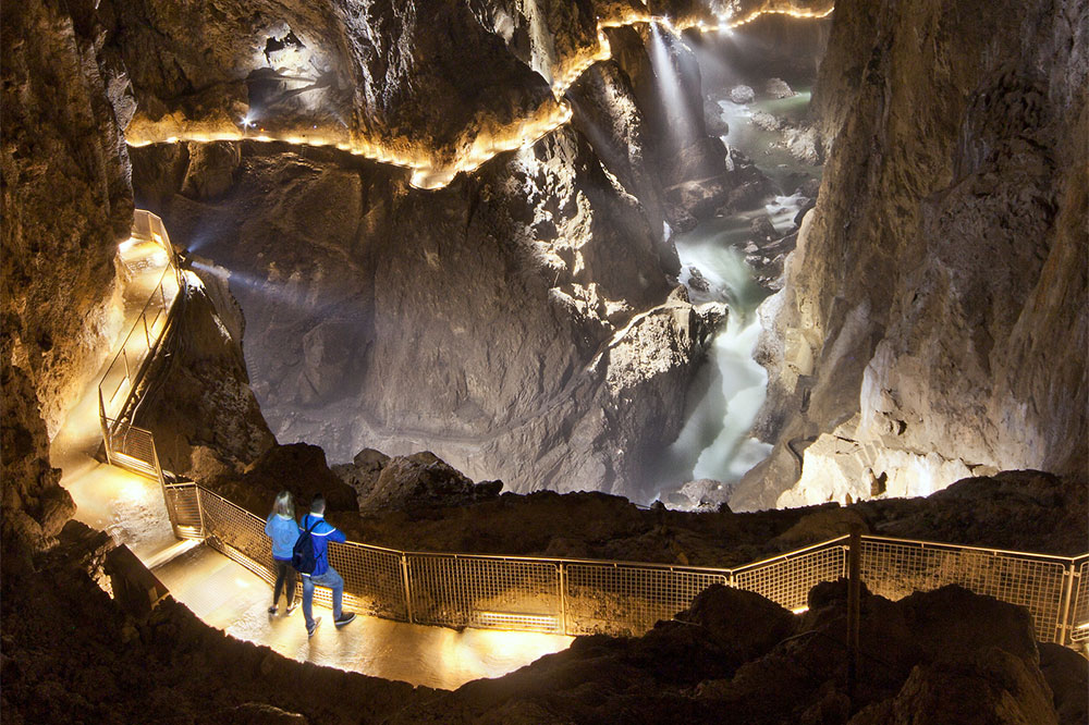 Local Excursions Skocjan Caves Asa Residence Private Villa Kras Slovenia