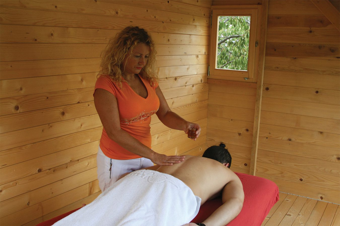 Massage Asa Residence Private Villa Kras Slovenia