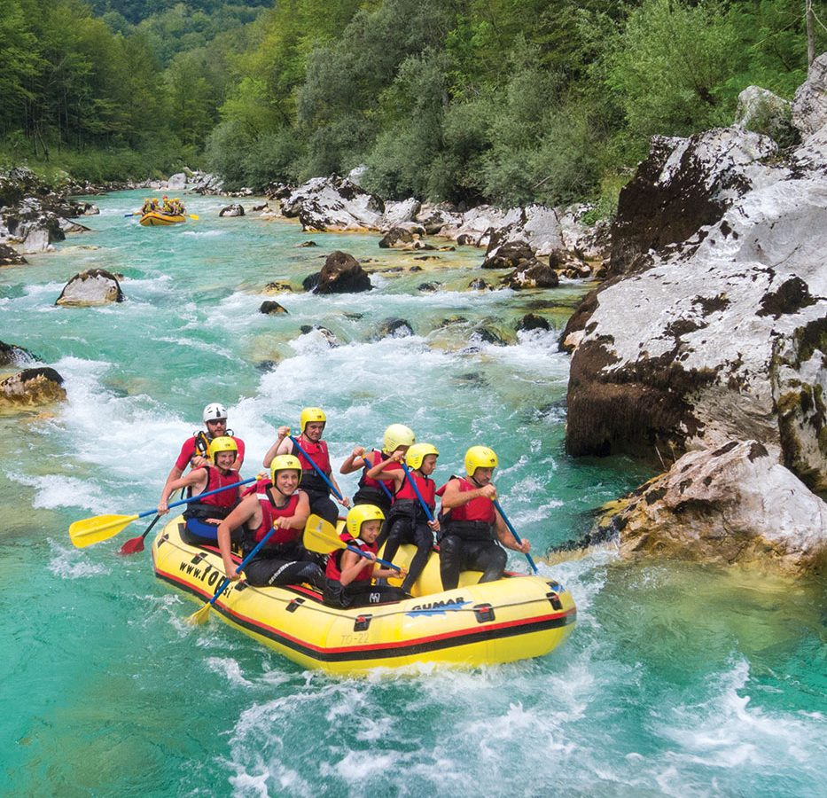 Active Holidays Rafting Asa Residence Private Villa Kras Slovenia