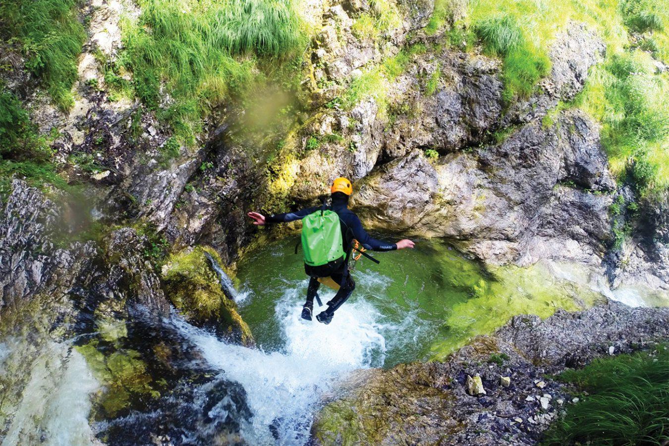 Active Holidays Canyoning Bovec Asa Residence Private Villa Kras Slovenia