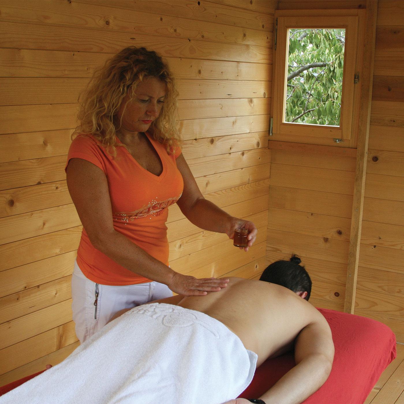 Massage Asa Residence Private Villa Kras Slovenia